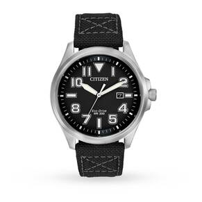 Citizen Mens Sports Eco-Drive Watch