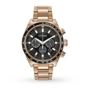 Citizen Mens Sports Chronograph Eco-Drive Watch