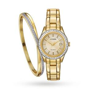 Citizen Eco-Drive Ladies' Gift Set