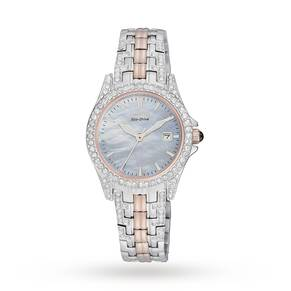 Citizen Silhouette Eco-Drive Ladies Watch