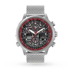 Citizen Navihawk Red Arrows Mens Watch