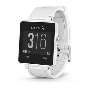 Garmin Unisex Vivoactive Bluetooth GPS Alarm Chronograph Watch