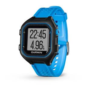 Garmin Men's Forerunner 25 Bluetooth Smart Alarm Chronograph Watch