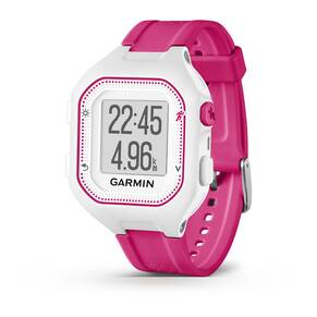 Garmin Unisex Forerunner 25 Bluetooth Smart Alarm Chronograph Watch