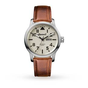 Ingersoll 'The Hatton' Automatic Watch