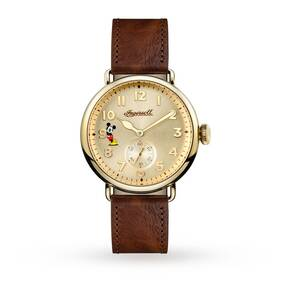 Ingersoll 'The Trenton' Disney Watch