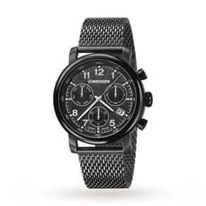 Mens Wenger Urban Classic Chronograph Watch
