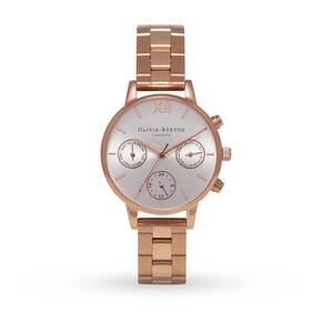 Exclusive Olivia Burton Ladies Multi Dial Watch