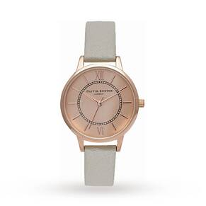 Ladies Olivia Burton Wonderland Watch OB15WD45