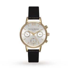 Olivia Burton Ladies' Midi Dial Chrono Watch
