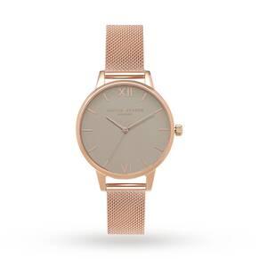 Olivia Burton Ladies' Grey Dial Watch