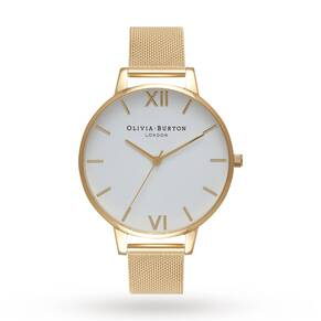Olivia Burton Ladies' Big Dial Watch
