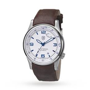 Elliot Brown Men's The Tyneham Limited Edition Automatic Watch