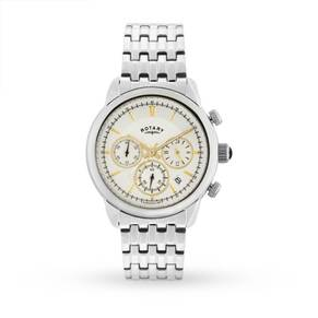 Rotary Mens Monaco Chronograph Watch