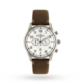 Mens Rotary Chronograph Watch GS00482/01