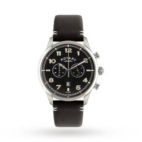 Mens Rotary Chronograph Watch GS00482/04