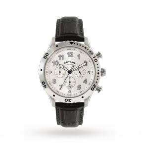 Mens Rotary Chronograph Watch GS00483/01