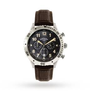 Mens Rotary Chronograph Watch GS00483/04