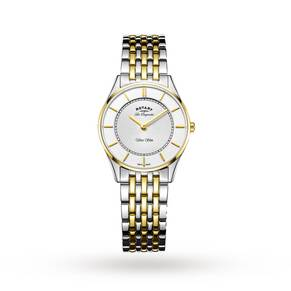 Rotary Ultra Slim Ladies Watch