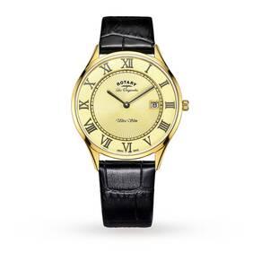 Rotary Ultra Slim Mens Watch