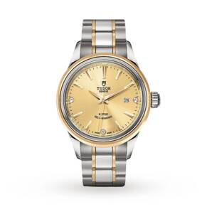 Tudor Style Ladies Watch