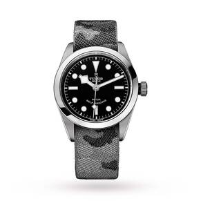 Tudor Black Bay Mens Watch
