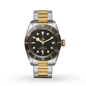 Tudor Black Bay S&G Mens Watch