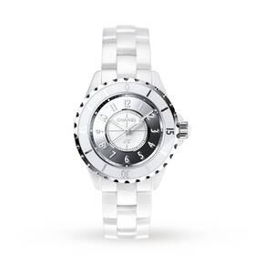 Chanel J12 Ladies Watch