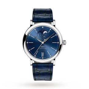 IWC Portofino Automatic Moon Phase 37 Edition 'Laureus Sp ...
