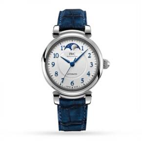 IWC Da Vinci Automatic Moonphase 36 Ladies Watch