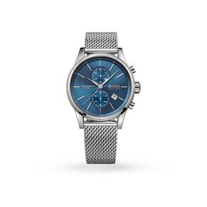 Hugo Boss Men's Jet Mesh Chronograph Watch 1513441