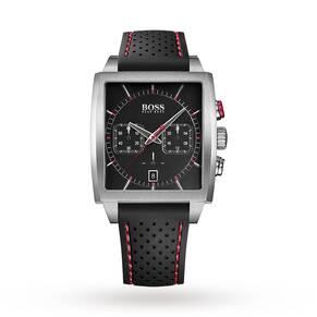 Hugo Boss Mens Square Chronograph Watch
