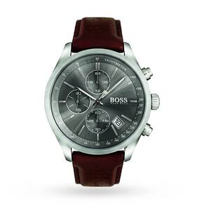 Hugo Boss Men's Grand Prix Chronograph Watch 1513476