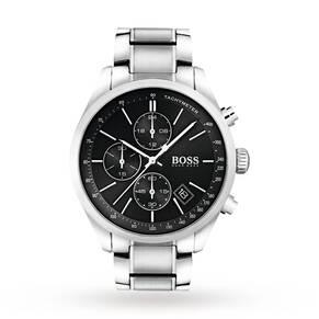 Hugo Boss Men's Grand Prix Chronograph Watch