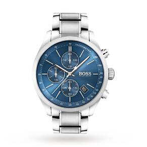 Hugo Boss Men's Grand Prix Chronograph Watch 1513478