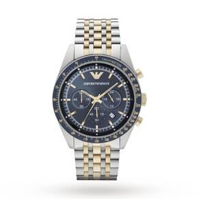 Mens Emporio Armani Chronograph Watch AR6088