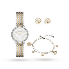 Emporio Armani Ladies Dress Watch Gift Set AR80000