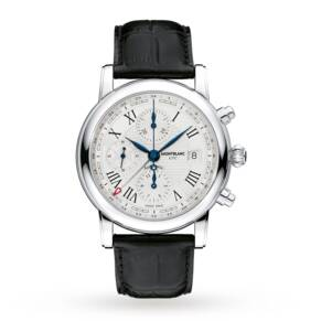 Montblanc Star Chronograph UTC Automatic Mens Watch