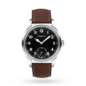 Montblanc 1858 Manual Small Second Mens Watch