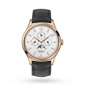 Montblanc Heritage Chronométrie Quantième Annuel Mens Watch
