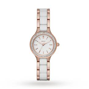 DKNY Ladies Ceramic Watch NY2496