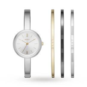 DKNY Ladies' Gift Set Watch