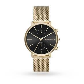 Michael Kors Gold-Tone Chronograph Watch MK8503