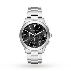 Mens Michael Kors Gareth Chronograph Watch MK8469