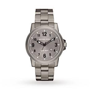 Mens Michael Kors Titanium Titanium Watch MK8534