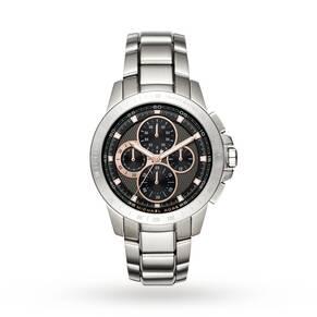 Mens Michael Kors Ryker Chronograph Watch MK8528