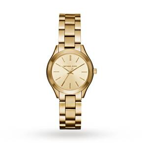 Michael Kors Ladies' Mini Slim Runway Watch