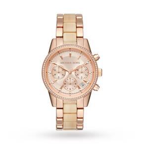 Michael Kors Ladies Ritz Watch MK6493