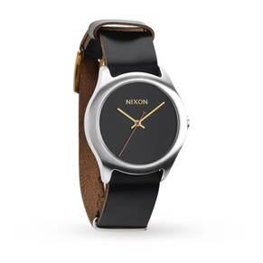 Unisex Nixon The Mod Leather Watch