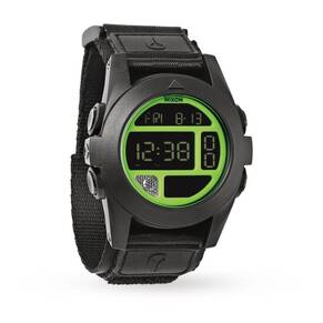 Unisex Nixon The Baja Alarm Chronograph Watch